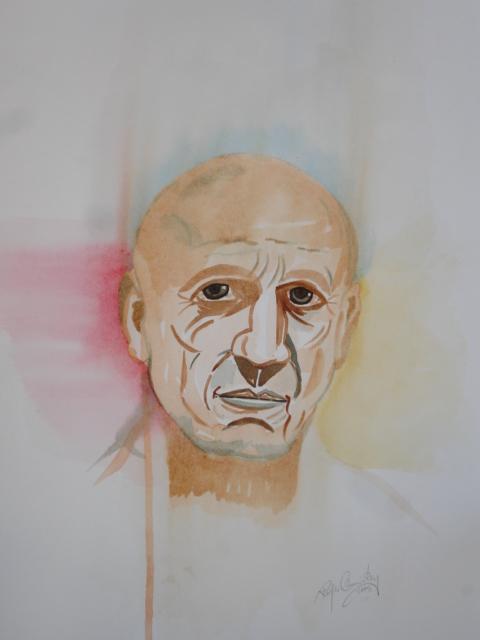 Picasso original.