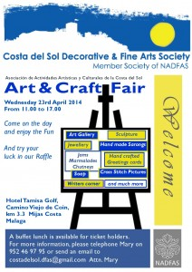 DFAS Art and Craft Fair