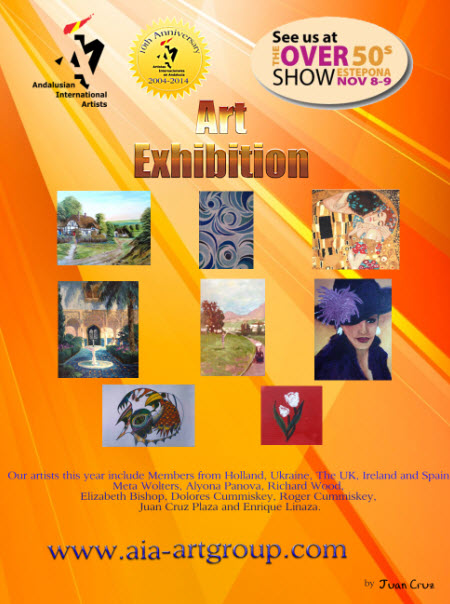 AIA – Over 50s Show