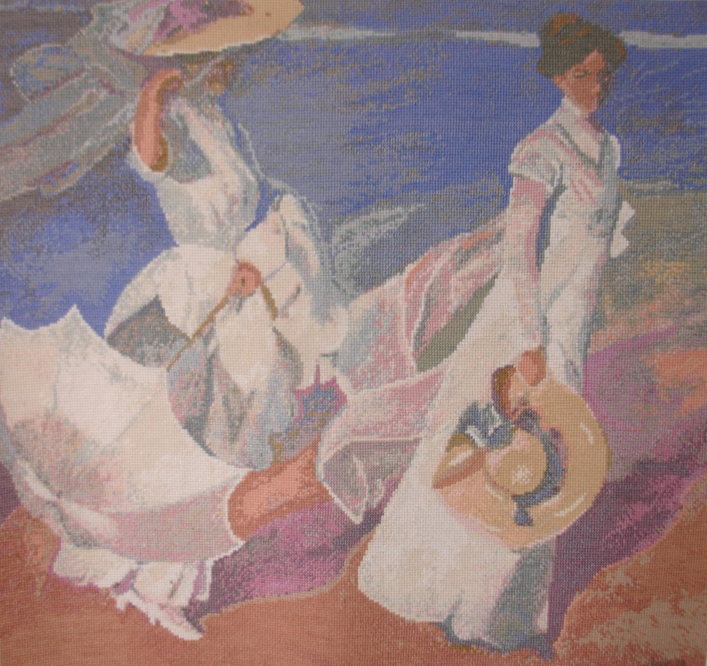 After Sorolla - Dolores Cummiskey