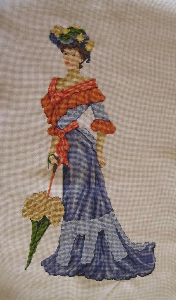 Dolores Cummiskey - The Lady