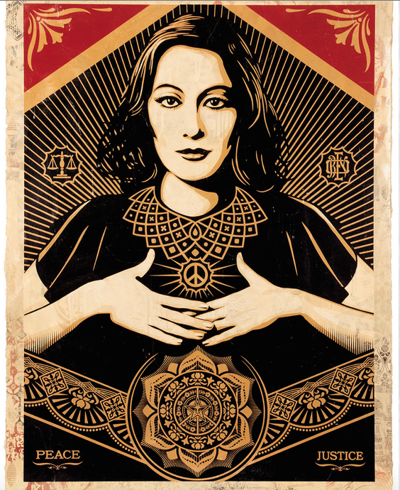 Shepard Fairey at CAC