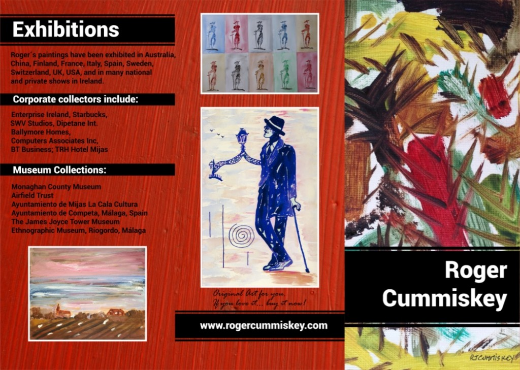 Roger Cummiskey Brochure 2015