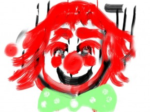 Clown -13-03-iPad