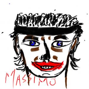 Massimo - Roger Cummiskey.